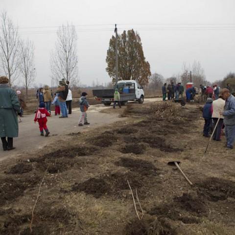 Zöldövezet díj 2013: Szarvasi Város- és Környezetvédő Egyesület