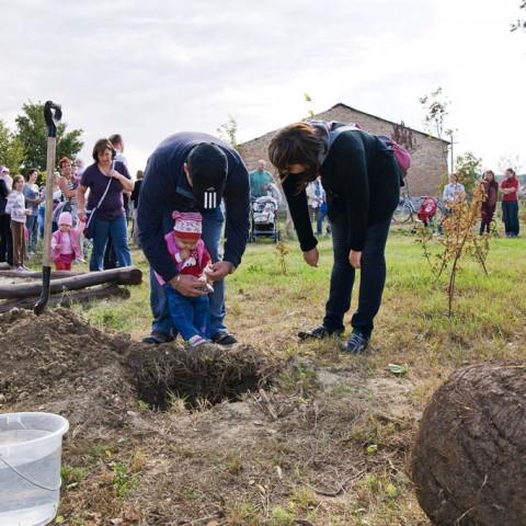Zöldövezet díj 2012: Iszkaszentgyörgyi Természet- és Környezetvédő Egyesület