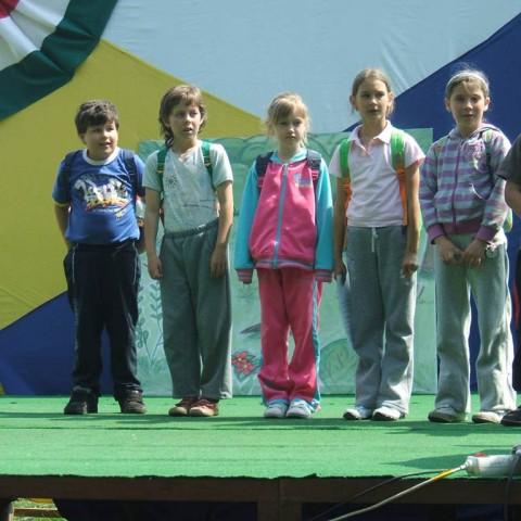 Mezőnyárádi Gyermekekért Közhasznú Alapítvány